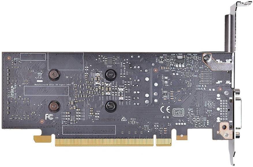 TNC EVGA Video Card 02G-P4-6333-KR 6333 GT 1030 2GB GDDR5 64B PCI Ex
