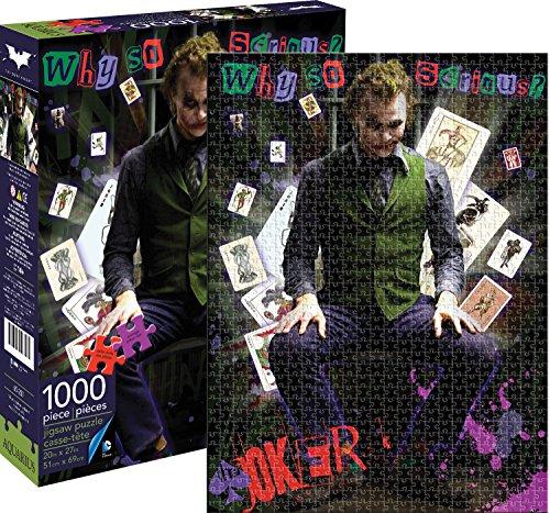 1000 piece puzzle dc comics - 8