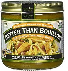 Better Than Bouillon Organic Chicken Bas...