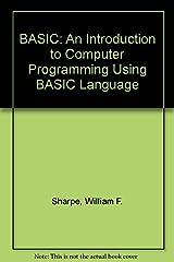 Basic Computer Prog 3ed Hdbd Hardcover