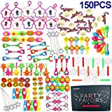 Amy & Benton Birthday Party Favors for Kids 150 PCS Bulk Toy Assortment for Classroom Rewards and Prizes Pinata Filler for Kids