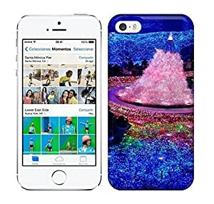 Best Power(Tm) HD Colorful Painted Watercolor Blue Ocean Ii Hard For Iphone 6 Plus Phone Case Cover