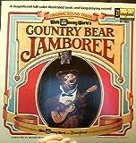Banda sonora original del Jamboree del oso del país del mundo de Walt Disney con el folleto adjunto