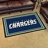 NFL - San Diego Chargers Rug 4x6 46''x72''