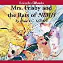 Mrs. Frisby and the Rats of NIMH Audiobook by Robert O'Brien Narrated by Barbara Caruso