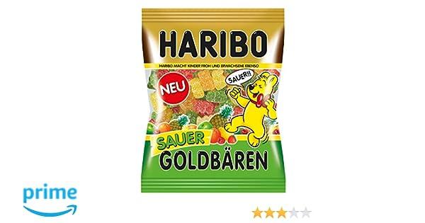 haribo goldbarren