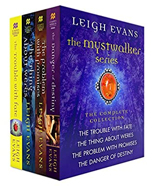 book cover of The Mystwalker Series