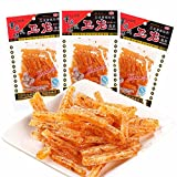 WEI LONG LATIAO Gluten Spicy Strips 22g 10PCS