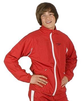 Hombre Deporte Chaqueta Naatan China Red Rojo Speedo Talla De Para wtXpCARwqx