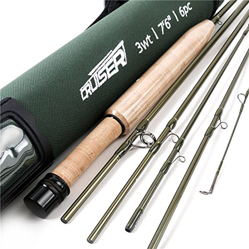 3 Piece Fly Rod Blanks - 9