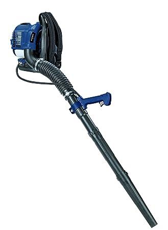 Einhell BG-PB 33 250kmh Negro, Azul aspiradora de hojas - Soplador de hojas (900 W, 250 kmh, Negro, Azul, Soplado, Motor de gasolina de dos tiempos, ...