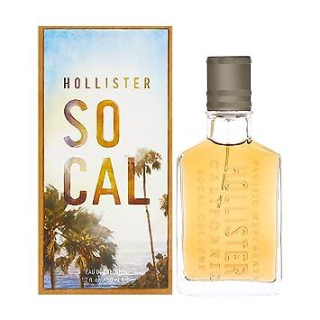Hollister Socal Cologne Spray for Men, 1 7 Fluid Ounce