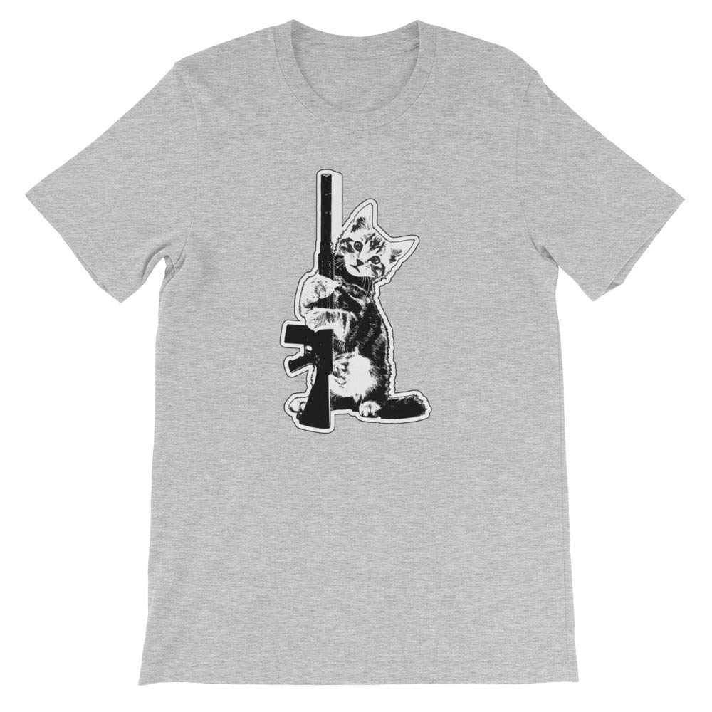 Aint Cat Around Unisex T-Shirt