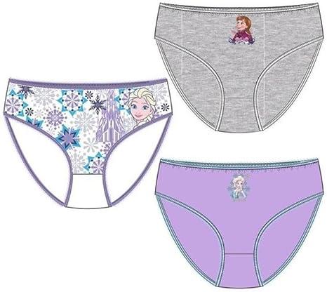 Disney Pack 3 Bragas para Niña Frozen (4-5 AÑOS): Amazon.es: Ropa y accesorios