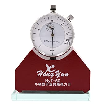 Printing & Graphic Arts High Quality 50n Screen Printing Tension Meter Mesh Tension Meter Last Style Screen & Specialty Printing