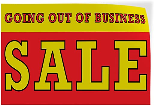 Set of 5 Decal Sticker Multiple Sizes Sale Business Style D Business Sale Outdoor Store Sign Yellow 27inx18in