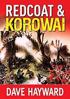 Red Coat Korowai Zealand Trilogy ebook product image
