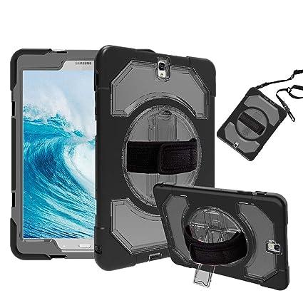 factory authentic d0b2c 6616c Amazon.com: FANSONG Galaxy Tab S3 9.7-inch Case, Heavy Duty Rugged ...