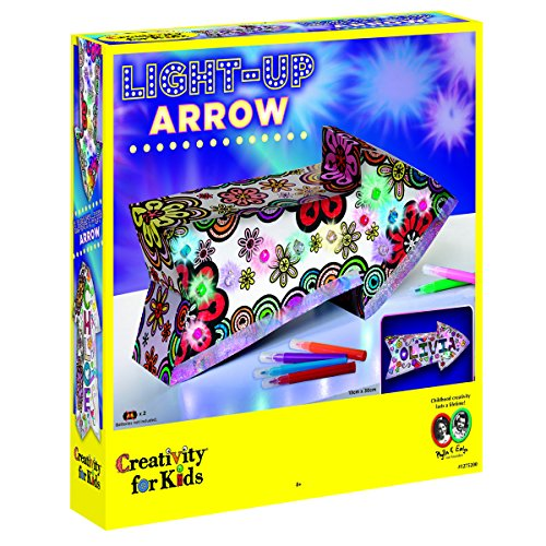 [Faber-Castell 1275 Creativity for Kids Light Up Marquee Playset] (Hottest 12 Year Old Girls)