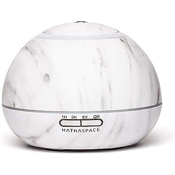 mini Hathaspace Marble Essential Oil Aroma Diffuser