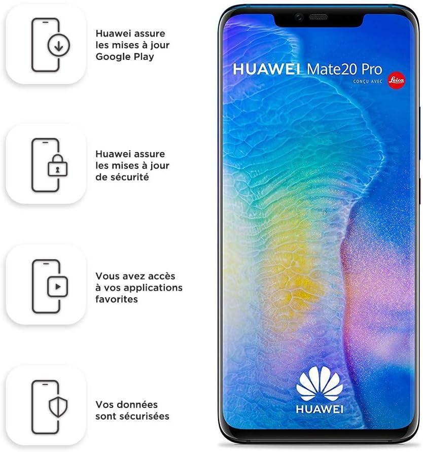 Huawei Mate 20 Pro 128gb Handy Blau Elektronik
