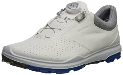 bfe9f4a42852 ECCO Men s Biom Hybrid 3 Boa Gore-tex Golf Shoe  Amazon.co.uk  Shoes ...