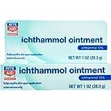 Rite Aid Ichthammol Ointment - 1 Ounce (28.3 g) - 1 Count - 10 Percent Ichthammol Ointment - Contains Petrolatum…