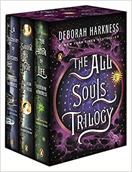 Image result for all souls trilogy
