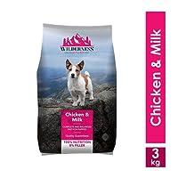 Wilderness Chicken and Milk Puppy Dog Food, 3 kg