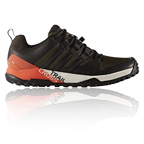 4c90ab221a adidas Unisex Adults  Terrex Trail Cross Sl Fitness Shoes Black ...