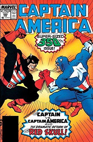 Captain America (1968-1996) #350 (Toms 350)