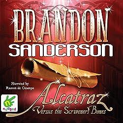Alcatraz Versus the Scrivener's Bones