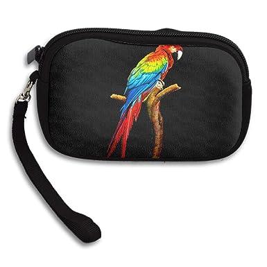 Zipper small wallet parront parrot womens purse porte monnaie zipper small wallet parront parrot womens purse porte monnaie clutch cards holder wallet purse business colourmoves