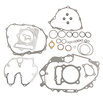 Wingsmoto Top End Head Gasket Kit for TRX 400EX 400X 1999-2014 TRX400EX XR400R 1996-2004