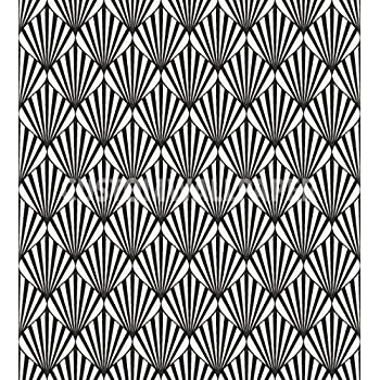 Art deco ogee patterned wallpaper by with art deco wallpaper