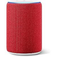 Nouvel Amazon Echo (3ème génération), Enceinte connectée avec Alexa, Édition (RED)