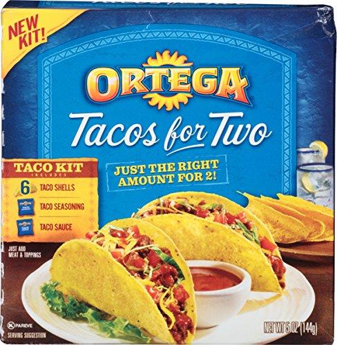 Ortega Taco Meal Kits, 6 ct (Ortega Taco Dinner)