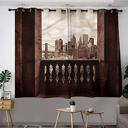 Amazon.com: Fbdace Rustic Living Room/Bedroom Window ...