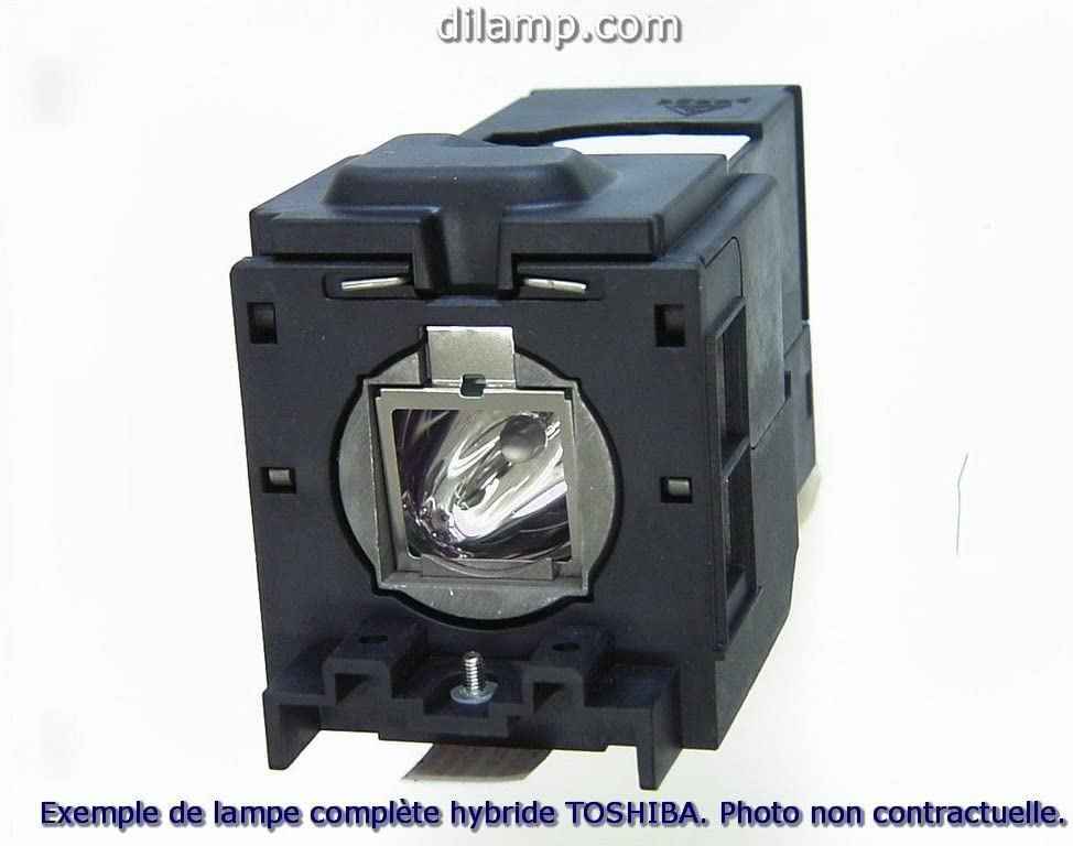 TDP-S20U Toshiba Projector Lamp Replacement Projector Lamp Assembly with Genuine Original Phoenix Bulb Inside.