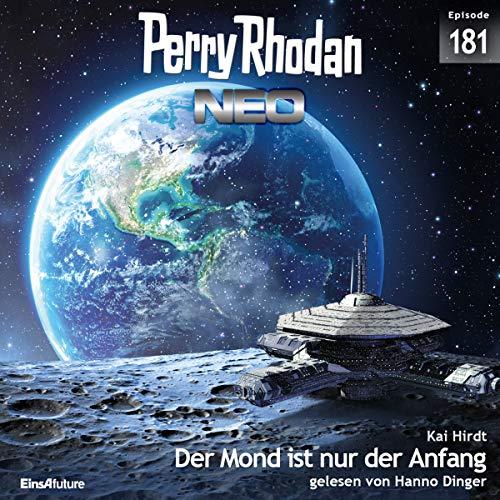 Der Mond ist nur der Anfang: Perry Rhodan NEO 181
