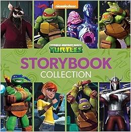 Nickelodeon Teenage Mutant Ninja Turtles Storybook ...