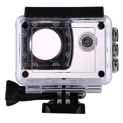 Linghuang SJ5000 - Carcasa Impermeable para cámara de acción ...