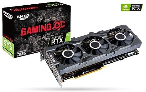Inno3D GeForce RTX 2080 Super Gaming OC X3 Tarjeta gráfica ...