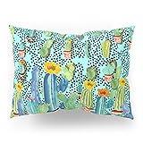 Society6 Cactus Love Pillow Sham Standard (20'' x 26'') Set of 2