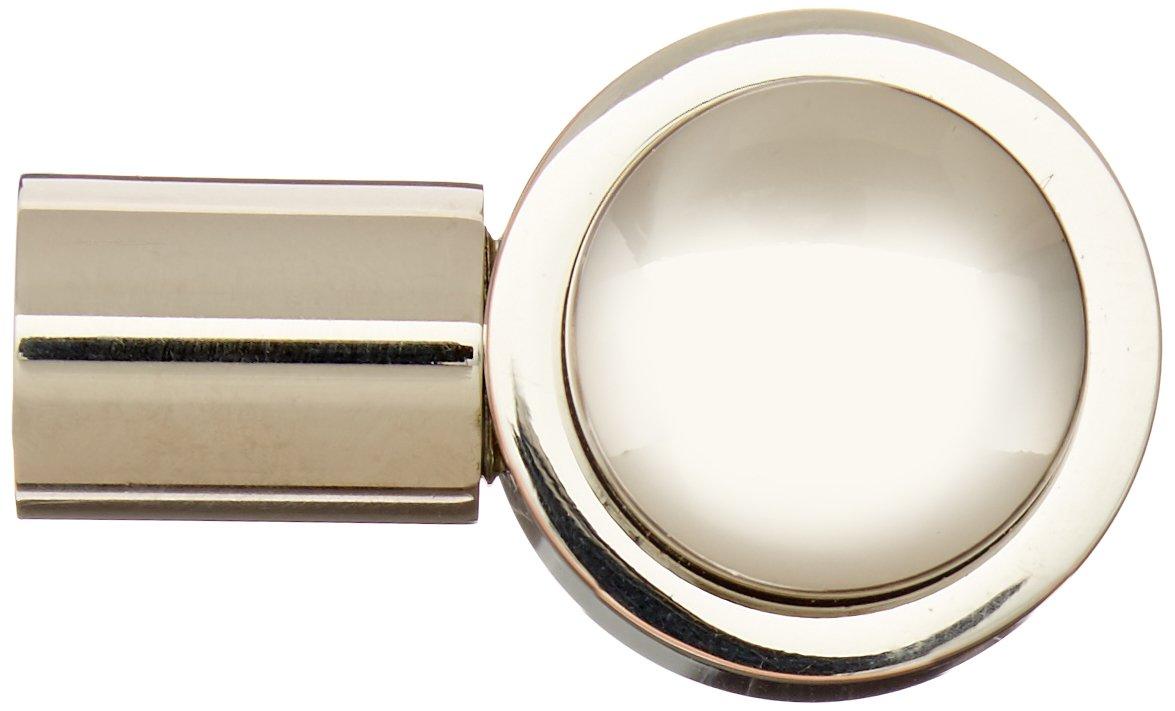 Allied Brass G-10-PC 5//8 Inch Cabinet Knob Polished Chrome