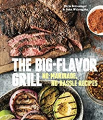 The best-selling team of chef Chris Schlesinger and Cook's Illustrated executive editor John Willoughby present a radically simple method of applying flavor boosters to ingredients hot off the grill, maximizing flavor and dramatically reducin...