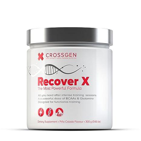 Crossgen Recover X Powder 300g - Favorece la Recuperación del Organismo y el Normal Funcionamiento de