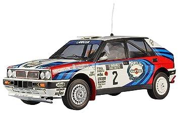 Hasegawa HA20289 Lancia Delta Hf Intergrale 16 V 1991 1000 Lagos Rally Kit de Modelo, Escala 1:24: Amazon.es: Juguetes y juegos