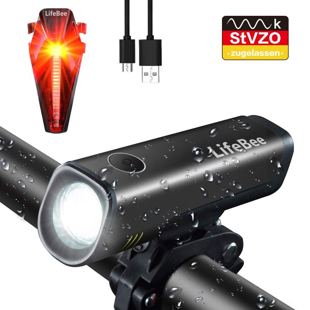 0b22c4972e0bd Am besten bewertete Produkte in der Kategorie Fahrradbeleuchtung ...