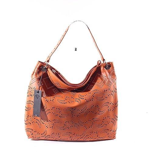 517d2146bd Caleidos Borsa CA18S030-02: Amazon.it: Scarpe e borse